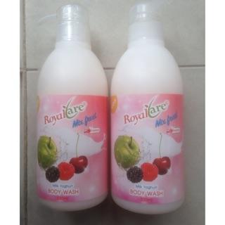 Sữa tắm sữa chua RoyalCare thái lan thumbnail