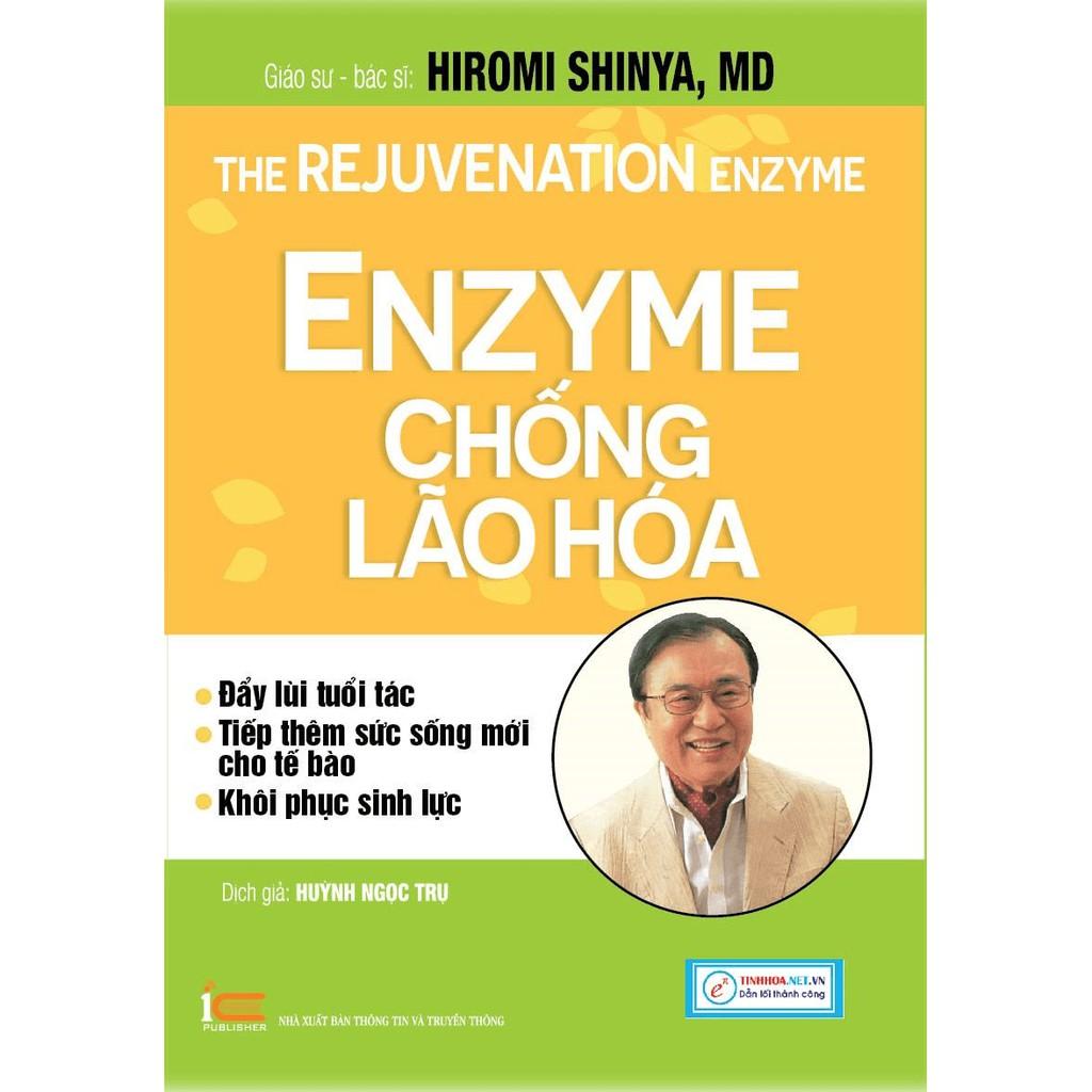 Sách - Enzyme chống lão hóa