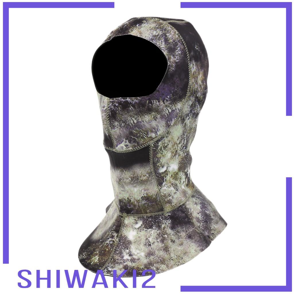 Bộ Đồ Lặn Chuyên Nghiệp Shiwaki2 Dày 3mm