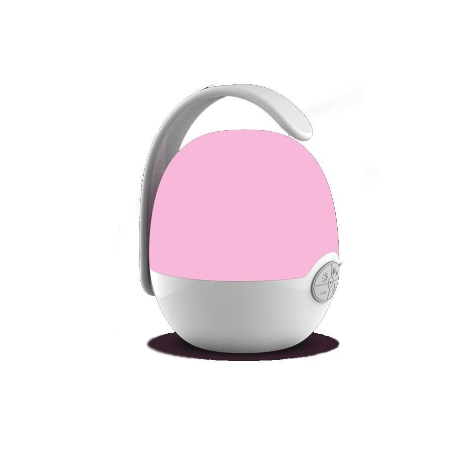 Loa nghe nhạc mini siêu trầm hình quả trứng hỗ trợ bluetooth, thẻ nhớ, kết nối đàm thoại