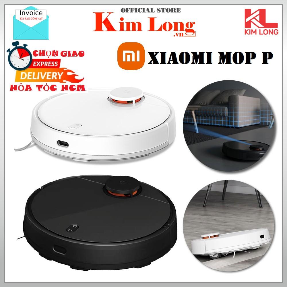 Robot hút bụi Xiaomi Gen 2 Mi Vacuum Mop P Bản Quốc Tế SKV4109GL | SKV4110GL- Hàng Chính Hãng - Bảo hành 12 tháng