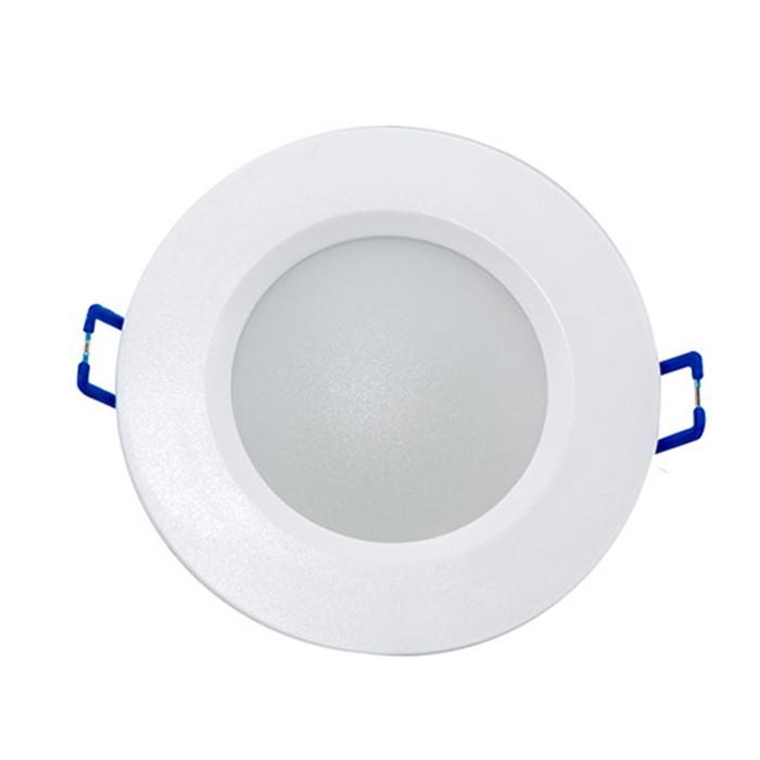 Đèn Led Âm Trần Downlight Rạng Đông D AT12L 76/3W-Trắng, Vàng LED SS