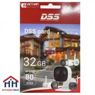 [Chính hãng] [Ảnh thật] [Có sẵn] [Rẻ vô địch] Thẻ nhớ 32GB Micro SD DSS – hàng chính hãng