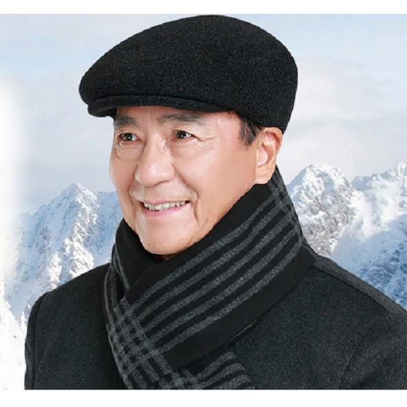 Mũ Nồi Nam Trung Niên Chất Vải Nỉ - món quà tặng ỹ nghĩa tặng người thân