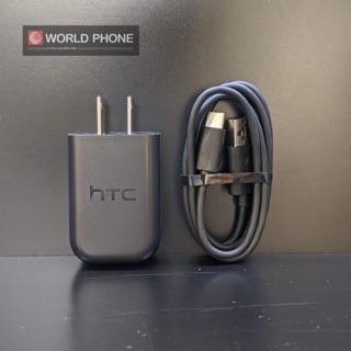 [Mã ELFLASH5 giảm 20K đơn 50K] Củ sạc nhanh HTC 3.0, sạc zin chính hãng