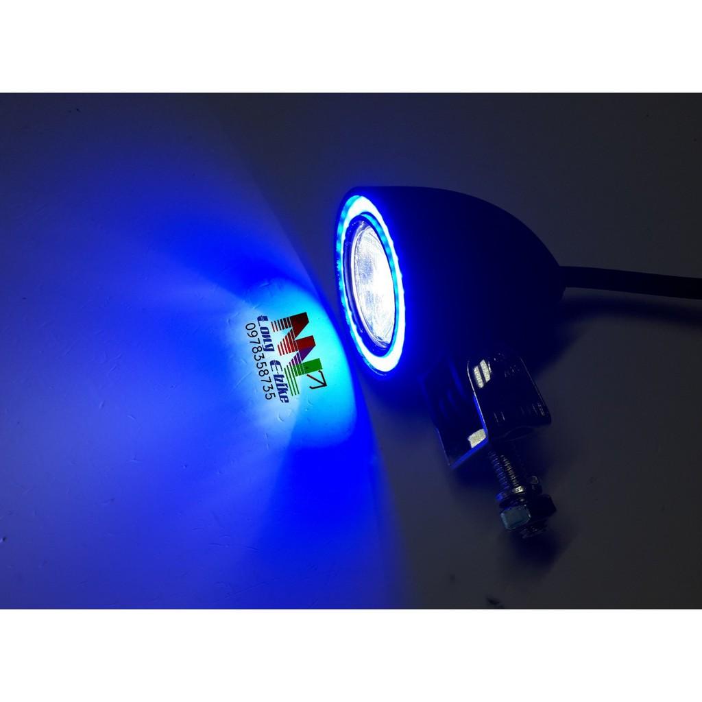 đèn trợ sáng moto