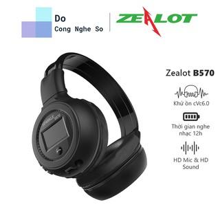 Tai nghe Bluetooth Sparkle Zealot B570 AZONE - Hàng chính hãng