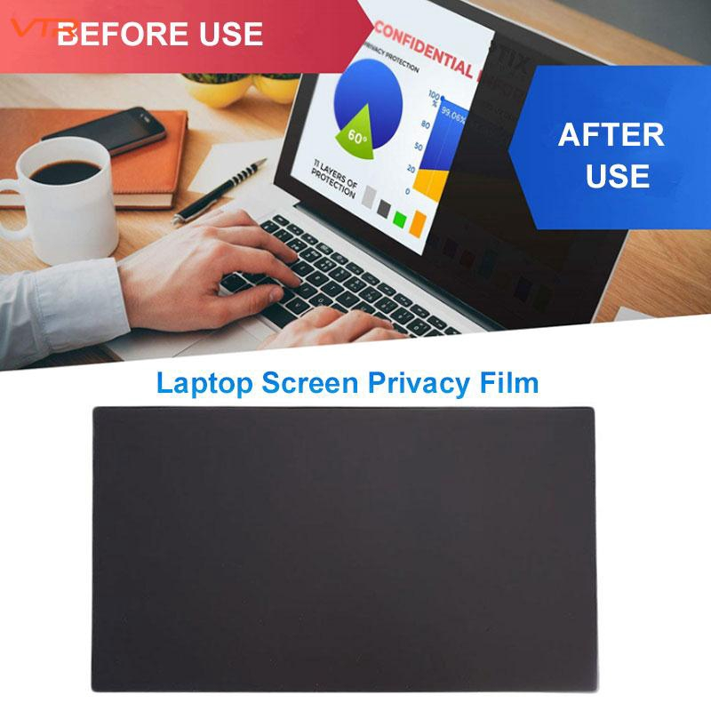 VTR🌸 Privacy Filter PET Protective Film PC Privacy Screen Protector Giá chỉ 222.762₫