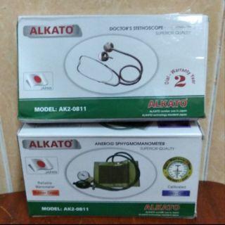 bộ đo huyết áp cơ alkato thumbnail