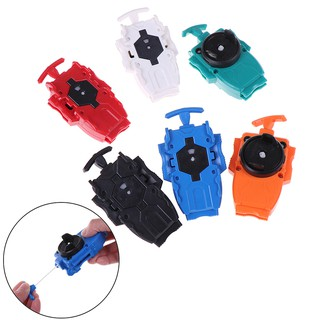 Plusflower Beyblade beylauncher burst string launcher red orange blue green black white