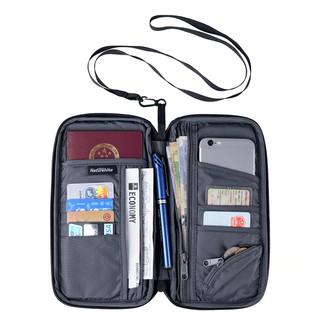 NATUREHIKE 000113 Ví đựng hộ chiếu và thẻ NH17C001-B thumbnail