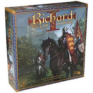 Richard the Lionheart – Trò chơi board game