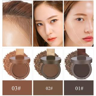 [Hàng mới về] Phấn tạo khối hỗ trợ che khuyết điểm tóc và trang điểm mặt đa năng tiện lợi thumbnail