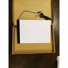 Hàng đã về  Loại 1 Bảng hắt sáng A4 3 mức độ ( Hàng có sẵn)