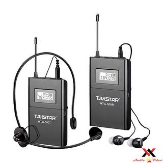 Hệ thống hướng dẫn du lịch Takstar WTG-500
