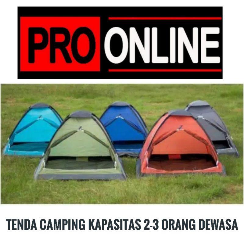 Lều Cắm Trại Họa Tiết Rằn Ri Fdtg9 Cho 2-3 Người
