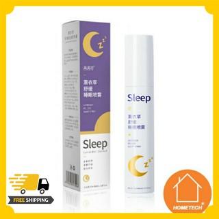 Bình xịt giúp ngủ ngon giảm stress, giải tỏa căng thẳng mùi tinh dầu hoa oải hương hàng nội địa trung quốc đang bán chạy thumbnail