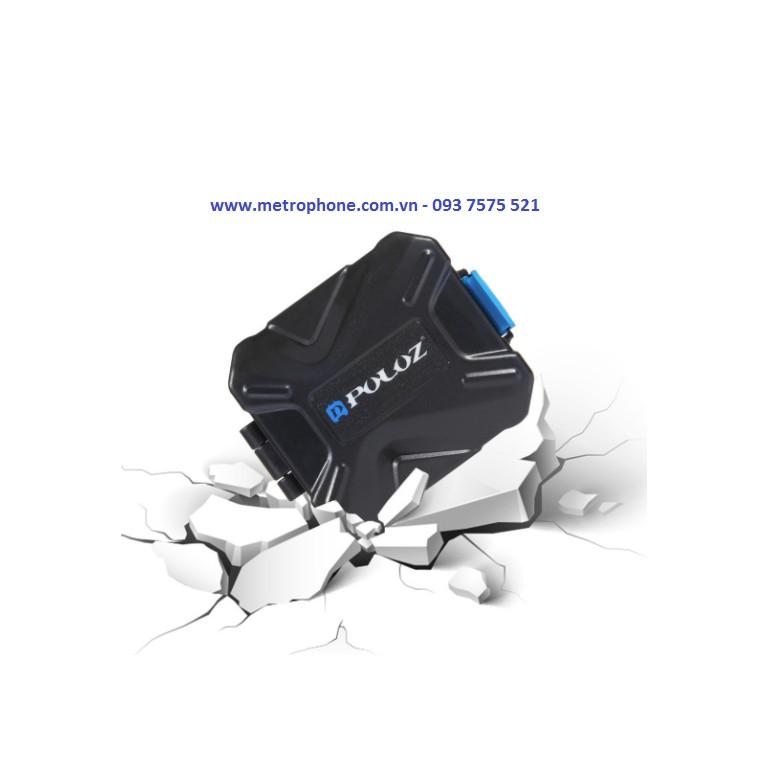 Hộp Chống Sốc Đựng Thẻ Nhớ Và Sim Hiệu Puluz - 2981117 , 535121364 , 322_535121364 , 85000 , Hop-Chong-Soc-Dung-The-Nho-Va-Sim-Hieu-Puluz-322_535121364 , shopee.vn , Hộp Chống Sốc Đựng Thẻ Nhớ Và Sim Hiệu Puluz