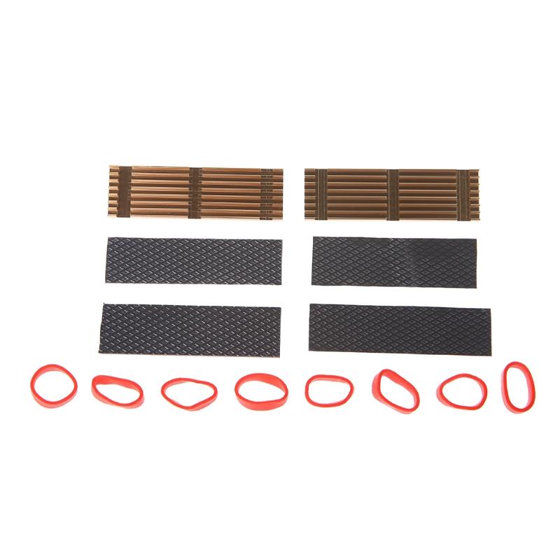 2 Pcs/Set LxWxH(72x22x3mm) Aluminum Alloy Heatsink Thermal Pad For M.2 NGFF SSD