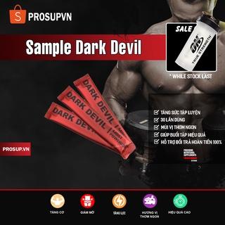 10 Gói sample Dark Devil - Pre Dark Hỗ trợ tập luyện tăng sức mạnh hiệu quả tập luyện thumbnail