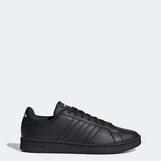 adidas TENNIS Giày Grand Court Nam Màu đen EE7890 thumbnail