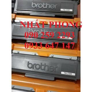 Hộp mực Brother TN 2385 - dùng cho máy in Brother HL 2321, 2361, 2701D, 2701DW Hàng chính hãng bóc máy
