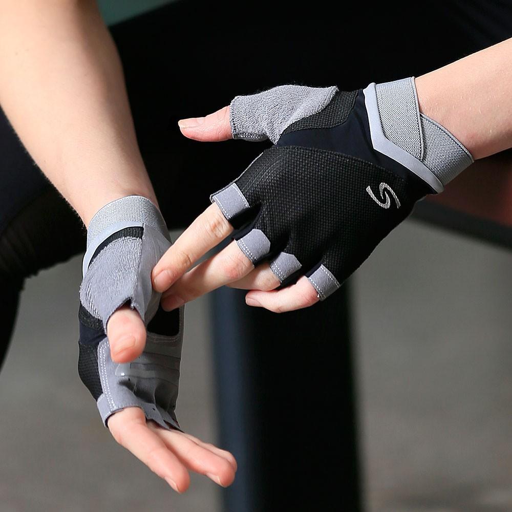 Găng tay đi xe máy, tập gym, chống nắng cho nam và nữ