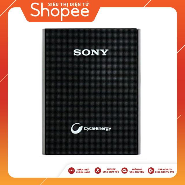 Pin sạc dự phòng Sony CP -V3B_3400 mAh - Hàng Chính Hãng