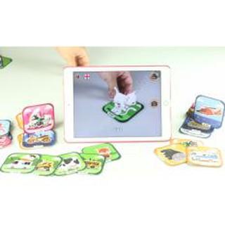 Thẻ Học Tiếng Anh Ekid 3D