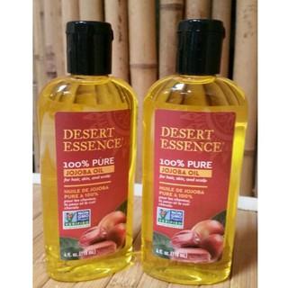 Dầu Dưỡng Hữu Cơ Desert Essence Jojoba Oil 118ml thumbnail