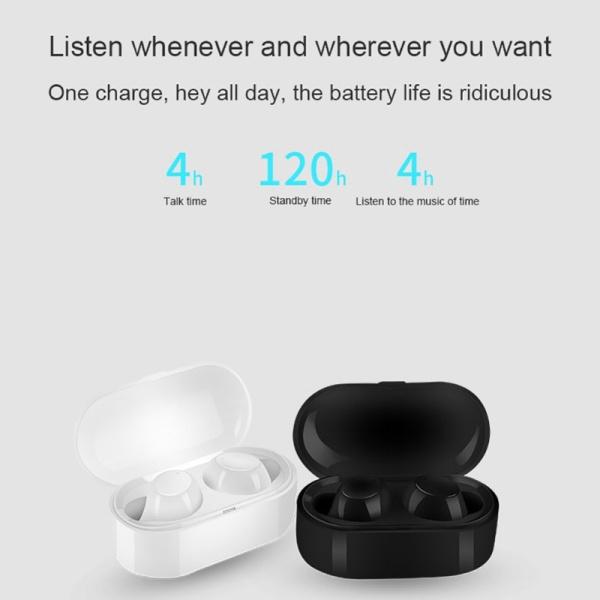 XY-3 Bluetooth Earphones TWS Wireless Earphones Handsfree Headphone Sports Earbuds Gaming Headset