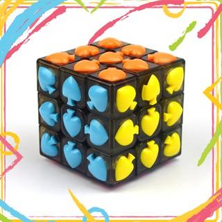 Rubik tình ái 3x3X3 Chất Lượng Cao