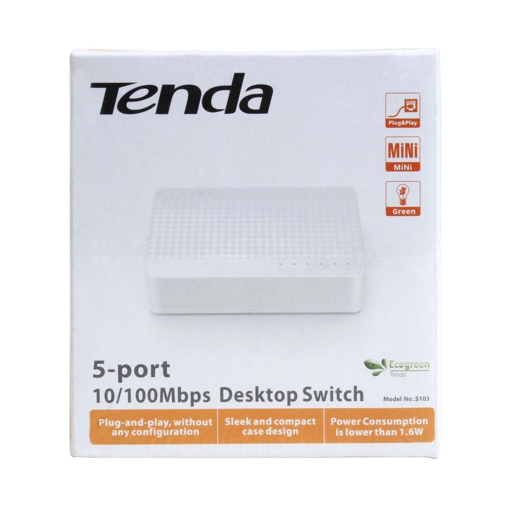 Switch Tenda F1005