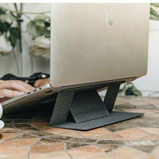 (M.O.F.T) Đế tản nhiệt laptop gấp gọn, thiết kế siêu mỏng