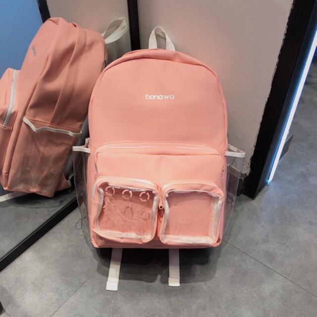 Balo Banawa Lowkey Highkey Backpack Unisex ( 3 màu )