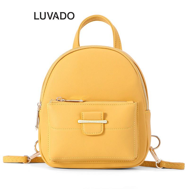 Balo nữ đẹp thời trang cao cấp PERFECT FOR YOU đi học dễ thương LUVADO BL115