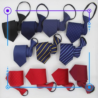 Cà vạt – Thắt sẵn, Họa tiết, Bản lớn, 8 cm, Lụa, Silk, Nam đẹp, Doanh nhân ,Công sở, Hàn quốc, Cao cấp, Chú rể – Nam