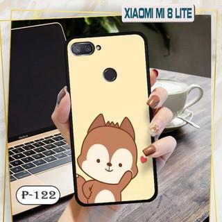 Ốp lưng  Xiaomi Mi 8 Lite-hoạt hình