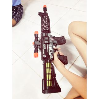 [Tặng PIN] Đồ chơi súng sinh động an toàn cho trẻ em