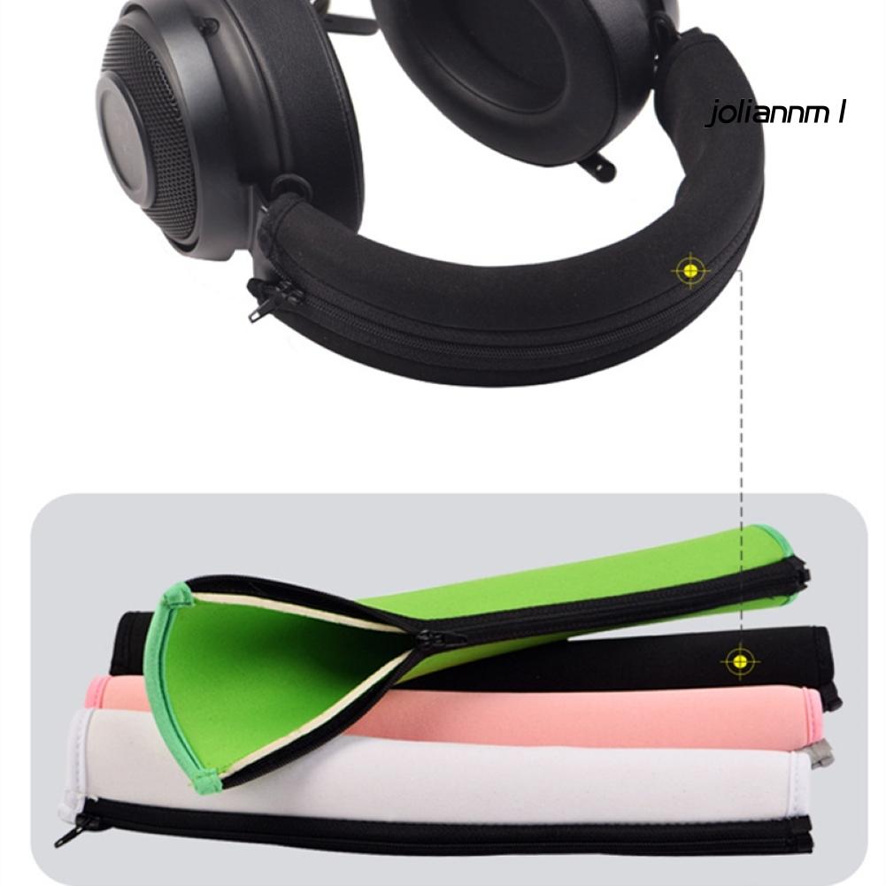 Túi Bảo Vệ Tai Nghe Chụp Tai Có Khóa Kéo Cho Razer-V2