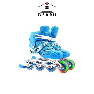 Giày trượt Patin cho người lớn và trẻ em, Giày trượt Patin chất lượng cao, bảo hành 1-1