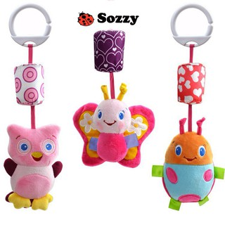 Plush Toys_High Quality Plush Toy Cartoon Animal Wind Chimes 7