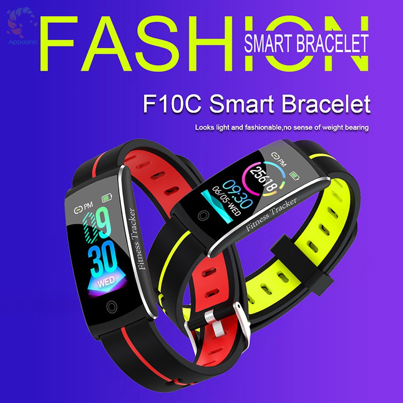 [BEST] Smart Bluetooth Bracelet Color Waterproof Heart Rate Female Physiological Cycle Monitoring
