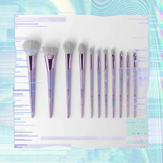 Bộ Cọ BH Cosmetics 11 Cây Lavender Luxe thumbnail