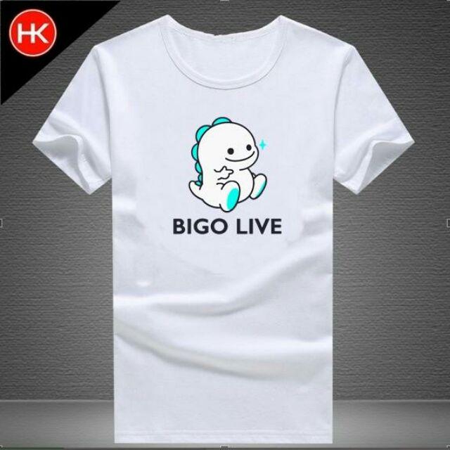 Áo Thun Thái Lan Bigo Live