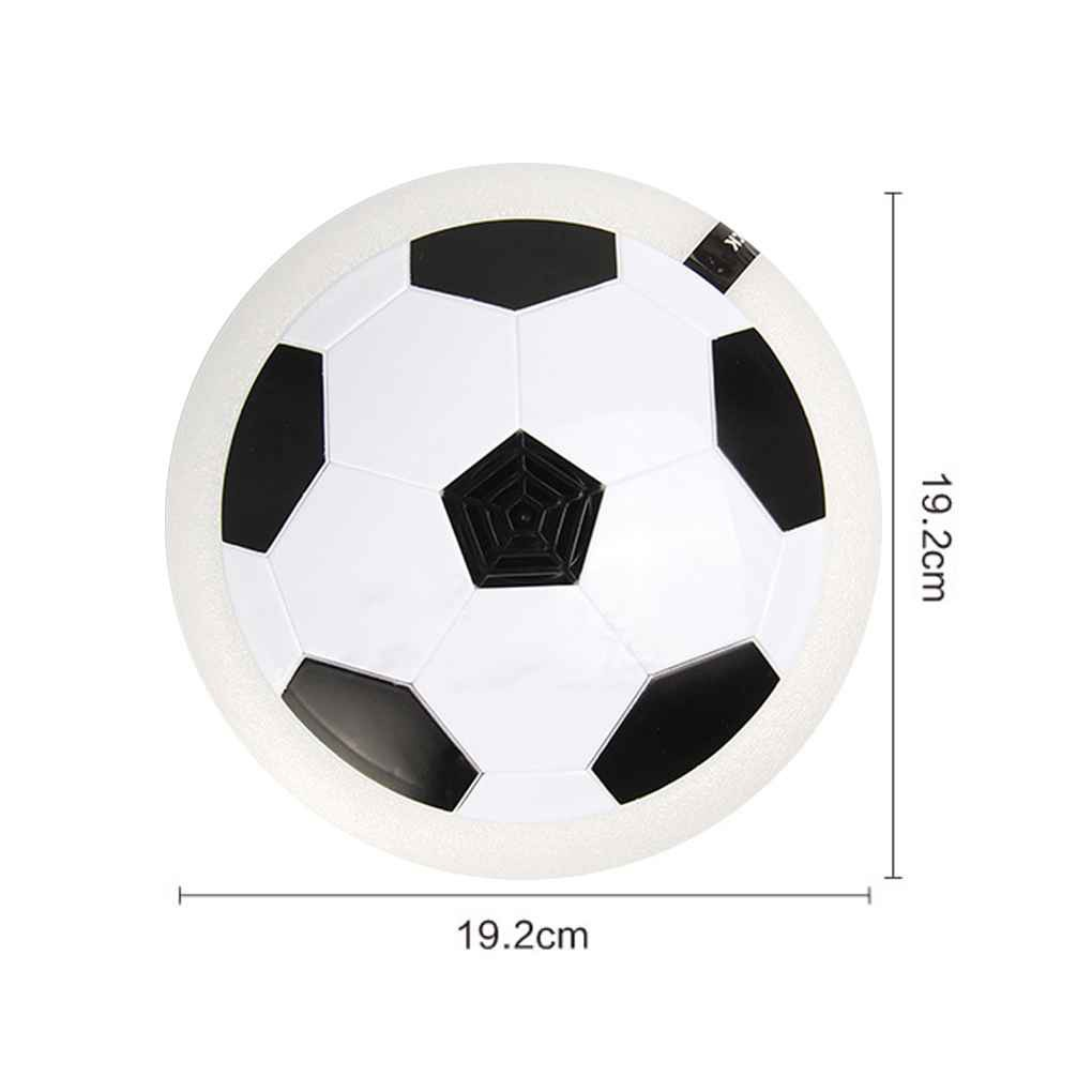 Colorful LED Light Electric Suspended Football Flashing Soccer Ball Toys Outdo
