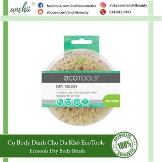 [TOP 1 UY TÍN] Cọ Body Tẩy Da Chết Ecotools Dry Body Brush thumbnail
