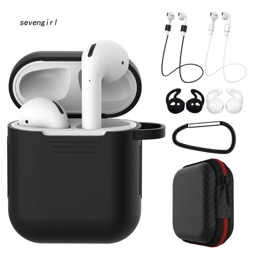 Set 7 phụ kiện mở rộng cho tai nghe AirPods tiện dụng