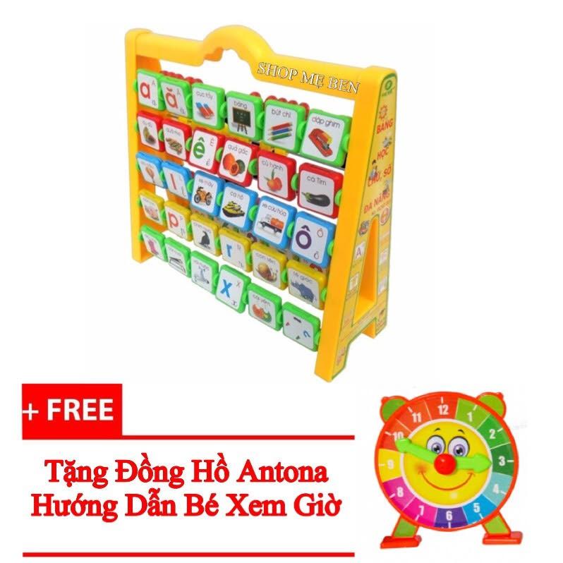 Kệ Học Số Chữ Và Các Phép Tính Tặng Đồng Hồ Antona Hàng Việt Nam Chất Lượng Cao - 2578955 , 707450804 , 322_707450804 , 200000 , Ke-Hoc-So-Chu-Va-Cac-Phep-Tinh-Tang-Dong-Ho-Antona-Hang-Viet-Nam-Chat-Luong-Cao-322_707450804 , shopee.vn , Kệ Học Số Chữ Và Các Phép Tính Tặng Đồng Hồ Antona Hàng Việt Nam Chất Lượng Cao