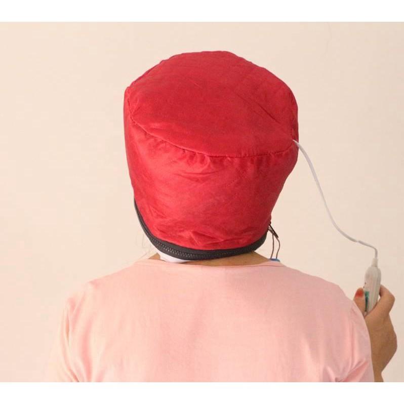 Mũ hấp tóc FREESHIP Mũ hấp tóc đa năng giúp mái tóc bóng đẹp, suôn mượt chỉ sau vài lần sử dụng 6065